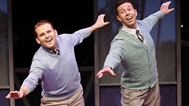 Cagney Showstoppers Robert Creighton & Jeremy Benton Break Down Their Insane Tap Duo