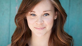 New Dawn Rising: Five Videos of Waitress' New Star, Caitlin Houlahan, In Action