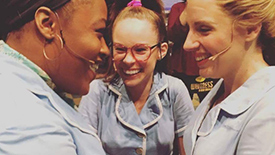 Introduce Yourself(ie): 10 Questions with Waitress Star Caitlin Houlahan