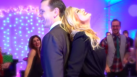 Hot Clip of the Day: Stars of Broadway's Chicago Throw the Ultimate Holiday Party