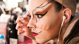 Exclusive Photos! Go Backstage at Broadway's Cats as the Cast Transforms Into Jellicle Cats
