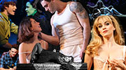 From Machinal to Wicked, Broadway's Sexiest Two-Timers