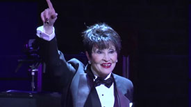 Hot Clip of the Day: Chita Rivera Takes on Billy Flynn in Chicago at Broadway Backwards