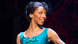 Introduce Yourself(ie): 10 Questions with A Bronx Tale Star Christiani Pitts