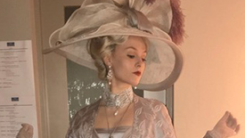 Christine Cornish Smith Offers a Loverly Look at Her Stun...