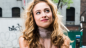 Anastasia Star Christy Altomare Holds the Key to Our Heart as a New Kind of Carrie Bradshaw