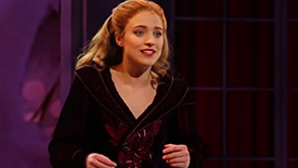 "15 Thoughts We Had While Watching Christy Altomare Sing ""Journey to the Past"" with the Anastasia Film"