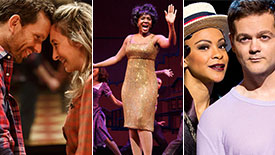 Last Call! Lights Up! 9 Broadway Shows (And 2 Off-B'way Ones) Closing in January