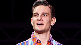Introduce Yourself(ie): 10 Questions with Jersey Boys Standout Cory Jeacoma
