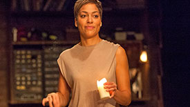 The River Star Cush Jumbo Takes On 7 Questions About Fish, Hugh Jackman & Josephine Baker