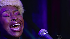 "20 Thoughts We Had While Watching  Cynthia Erivo Sing ""I'm Here"" on Colbert"