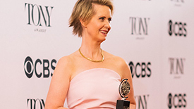 TBT: A Look at The Little Foxes Star Cynthia Nixon's Two-Time Tony-Winning Broadway Career