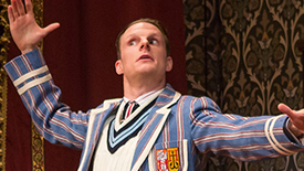 Introduce Yourself(ie): 10 Questions with The Play That Goes Wrong Standout Dave Hearn