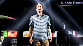 Reacting in Animated GIF to the New Dear Evan Hansen Cast Recording