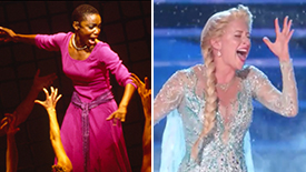 Let's Hear It for the Ladies! Ranking Disney's 12 Best Musical Moments for Women