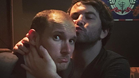 It's Kind of a Funny Story Creators & Besties Drew Gasparini & Alex Brightman Talk Laughing 'Til You Cry,  Writing Musicals, & #FriendshipPride