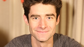 20 Questions in 2 Minutes with Waitress Star Drew Gehling