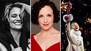 Editor's Picks: Cady Huffman Heats Up, Bebe Neuwirth Is A Mother of a Diva & Natasha Writes Her Final Letter