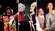 Eye-Opening Political Theater, Carol Channing's NYC Return & Rebecca Hall's B'Way Breakdown Top This Week's Editor's Picks