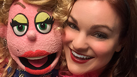 Introduce Yourself(ie): 10 Questions with Avenue Q Leading Lady Elizabeth Ann Berg