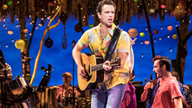 Escape to Margaritaville Cast Recording Is the Dose of Summer You Desperately Need