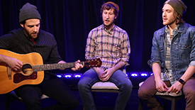 "Broadway Unplugged: Ben Rappaport, Matt Moisey, & Nick Rehberger Gorgeously Reimagine Fiddler's ""Sunrise, Sunset"""