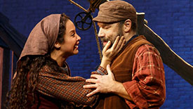 Fiddler on the Roof Stars Reveal Their Go-To Cry Movies & Musicals