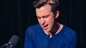 """Waitress Star Gavin Creel Performs an Absolutely Stunning Rendition of Sara Bareilles' """"She Used to Be Mine"""""""