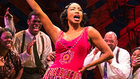 Five Moments We Shouted 'Slay!' or 'Yas!' Watching Heather Headley as Shug in The Color Purple