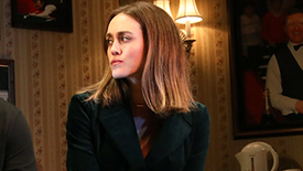 Heather Lind Takes on Seven Questions about Broadway's The Nap, Shakespeare Dream Roles, and the Joy of AMC's Turn