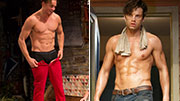 Five Sexiest Hunks Who Turned Up the Heat on Broadway in 2013