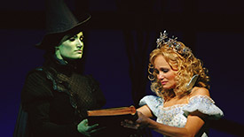 Friday Playlist: The Stage Careers of Tony Winners Kristin Chenoweth & Idina Menzel