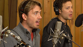 """Hot Clip of the Day: Watch the Stars of Broadway's In Transit Debut """"Deep Beneath the City"""""""