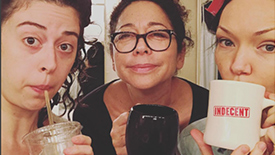 Indecent Star Adina Verson Brings Instagram Along For a Two-Show Day at the Award-Winning Broadway Play