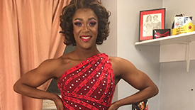 J. Harrison Ghee Serves Enchantress, Opulence, & Life-Sized Barbie Realness As Lola in Kinky Boots