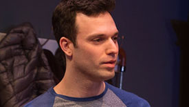 Jake Epstein Takes On Seven Questions About Straight, Jager, & Misunderstood Heroes