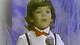 Aww Alert: #TBT YouTube Spiral with Young Jarrod Spector