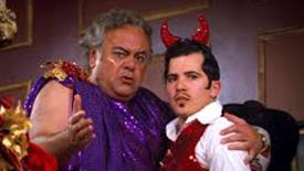 #TBT 12 John Leguizamo as Tybalt in Romeo + Juliet GIFs for Othello: The Remix