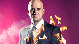 Meet the Magician: The Illusionists' Jonathan Goodwin