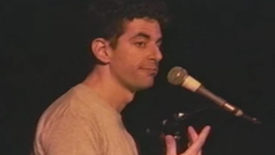 """Hot Clip of the Day: Jonathan Larson Performs """"Johnny Can't Decide"""" from Tick, Tick...BOOM!"""