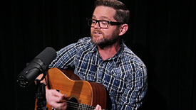 "Broadway Unplugged: Home for the Holidays Star and The Voice Winner Josh Kaufman Does a Killer Cover ""What Christmas Means to Me"""