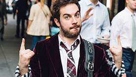 Introduce Yourself(ie): 10 Questions with School of Rock Star Justin Collette