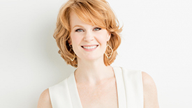 Cracking the Code: Kate Baldwin Shares Insight Into Her Characters from Finian's Rainbow, Giant, Big Fish, & Hello, Dolly!