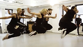 """OMG! Stop What You're Doing & Watch This Rehearsal Teaser of """"Too Darn Hot"""" From Roundabout's Kiss Me, Kate Revival"""