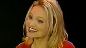 "Hot Clip of the Day: #TBT to Kristin Chenoweth Singing ""Taylor the Latte Boy"" on Rosie"