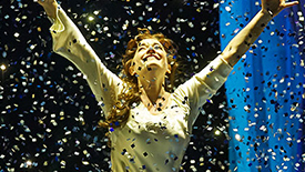 Finding Neverland's Laura Michelle Kelly Reveals Three Roles Off Her Broadway Bucket List