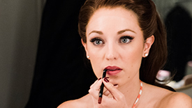 Exclusive Photos! Go Backstage at Broadway's Bandstand with Laura Osnes, Corey Cott, & Company