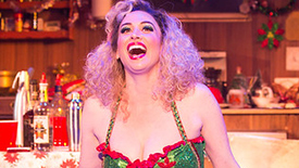 Lesli Margherita's Five Favorite Things From Cindy Lou's Who's Holiday Trailer