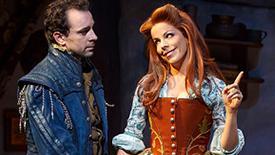 Leslie Kritzer's Broadway Scrapbook: Something Rotten!, Funny Girl, Bridegroom & More