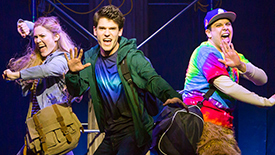 15 The Lightning Thief: The Percy Jackson Musical GIFs That Are 100% Mood